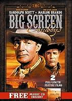 BIG SCREEN COWBOYS - [DVD] [Import]