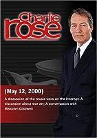 Charlie Rose with Lars Ulrich & Chuck D; Edward Reep Robert Greenhalgh & Brian Lanker; Malcolm Gladwell (May 12 2000)【DVD】 [並行輸入品]