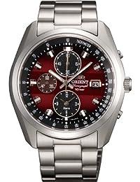 [オリエント]ORIENT 腕時計 スポーティー NEO70's ネオセブンティーズ Horizon ホライズン ソーラー クロノグラフ WV0031TY メンズ