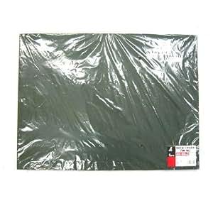 シンワ 黒板木製 450X600mm 無地 76975