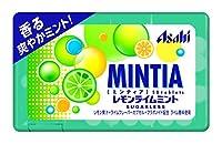 アサヒグループ食品 ミンティア レモンライムミント 50粒(7g)×10個