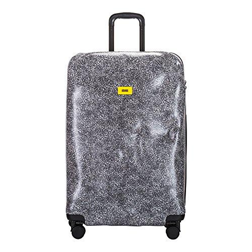 クラッシュバゲージ Crash Baggage スーツケース 100L サーフェース Lサイズ CB123 ホワイトファー(30) [並行輸入品]