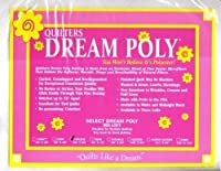 Quilter's Dream Batting- Poly Select- Mid Loft- Double by Quilter's Dream Batting