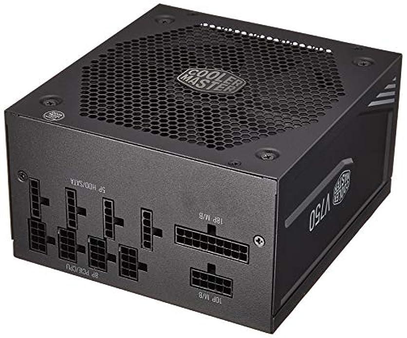 後継必需品最も早いCooler Master V750 GOLD 750W PC電源ユニット 80PLUS GOLD PS832 MPY-7501-AFAAGV-JP