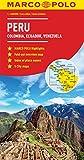 Marco Polo Peru: Colombia, Ecuador, Venezuela (Marco Polo Guide)