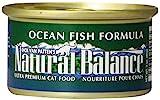ナチュラルバランス ウルトラプレミアム キャット缶フード オーシャンフィッシュ 3オンス(85g) 1缶