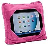 ゴーゴーピロー (GO GO ピロー) 多機能枕 旅行用枕/ネックピロー/タブレット枕/iPadまくら 色:ピンク 並行輸入品 (ピンク)