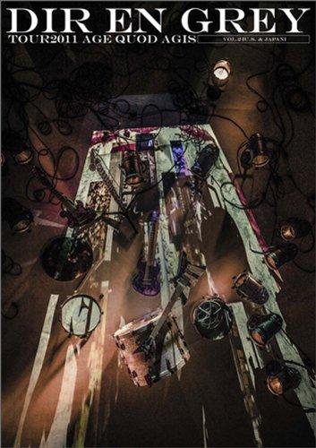 TOUR2011 AGE QUOD AGIS Vol.2 [U.S. & Japan] [DVD]