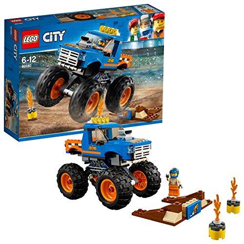 レゴ(LEGO) シティ モンスタートラック 60180