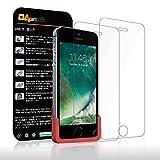 OAproda iPhoneSE/5/5s 強化ガラスフィルム日本旭硝子極薄 4インチ 9H 0.2mm【2枚入り】