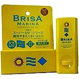 BRISA MARINA(ブリサマリーナ) ATHLETE PRO UV STICK 10g 日焼け止め スティック (02-NATURAL BROWN)