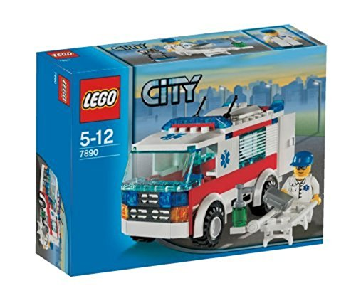 レゴ (LEGO) シティ 救急車 7890