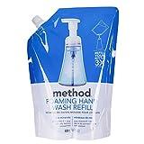 Method Foaming Hand Wash Refill, Sea Minerals, 828ml
