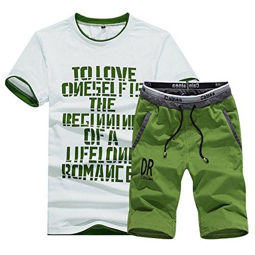 スウェット ジャージ メンズ レディース 上下セット ルームウェア 半袖 薄手 Tシャツ パンツ カジュアル ペアルック カップル パーカー ショートパンツ パンツ 夏ファッション アウトドア トレーニング 部屋着 運動着