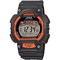 [カシオ]CASIO 腕時計 スポーツギア LAP MEMORY 120 ソーラー STL-S100H-4AJF メンズ