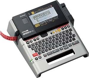 キングジム ラベルライター テプラPRO SR950  チタンシルバー