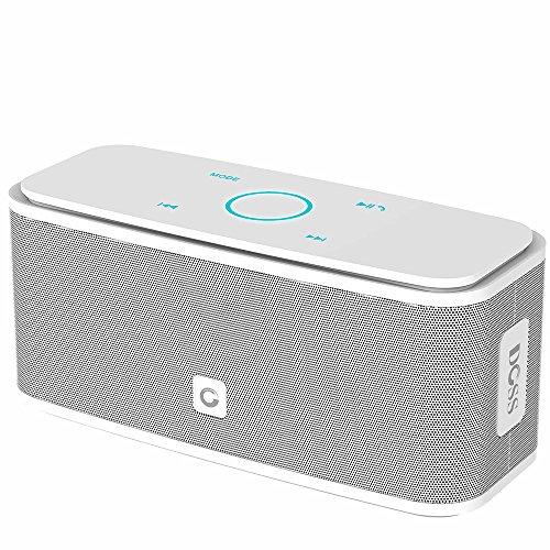 DOSS SoundBox Bluetooth4.0スピーカー ワイヤレスSpeakerタッチ操作12時間連続再生AUX-IN/SDカード対応