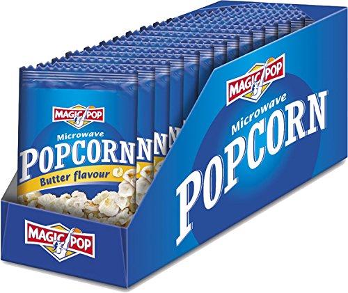 ポップコーン バター味 90g×16個