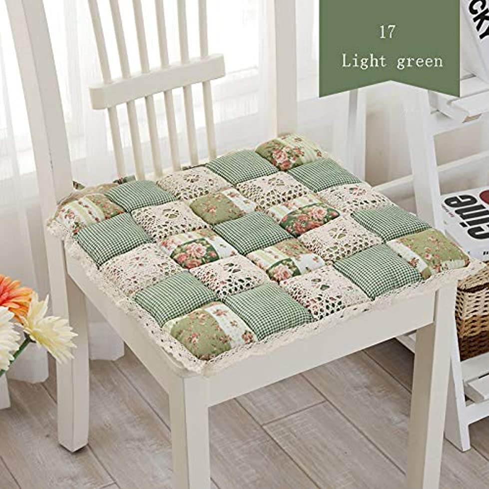 ウェイター皮家事LIFE 1 個抗褥瘡綿椅子クッション 24 色ファッションオフィス正方形クッション学生チェアクッション家の装飾厚み クッション 椅子