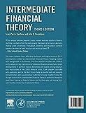 Intermediate Financial Theory, Third Edition (Academic Press Advanced Finance) 画像