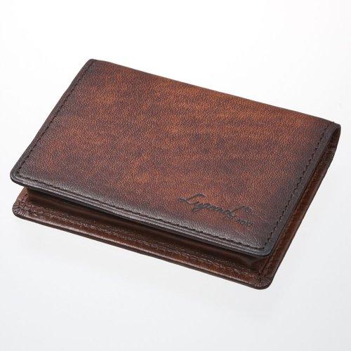LuggageAOKI 青木鞄 Lugard G3 ラガード ジースリー コインケース 小銭入れ 日本製 本革 ブラウン 5202-50