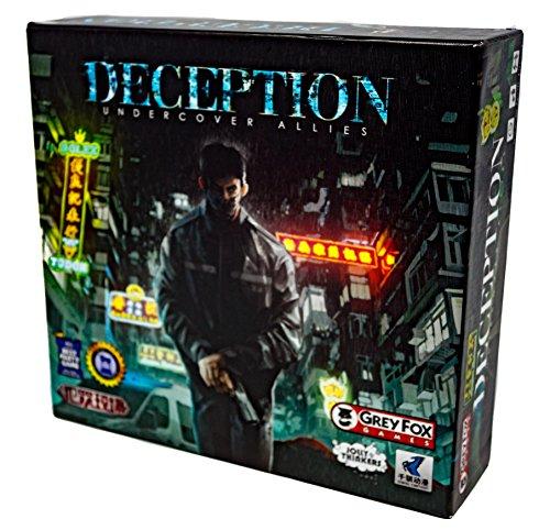 Deception: Undercover Allies