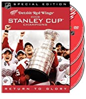 NHL: Stanley Cup 2008 Champions - Detroit Red Wings【DVD】 [並行輸入品]