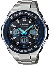 [カシオ]CASIO 腕時計 G-SHOCK ジーショック G-STEEL 電波ソーラー GST-W100D-1A2JF メンズ