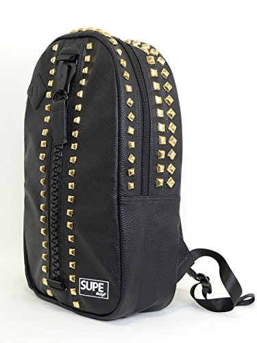 SUPE design シュープ デザイン DAY BAG ROCK_45263710525 【F】,1_BLACK