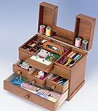 卓製作所のソーイングボックス 裁縫箱 EN-503-2