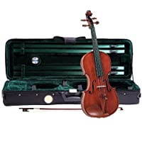 Cremona SV-1240 Maestro First Violin Outfit - 4/4 Size [並行輸入品]