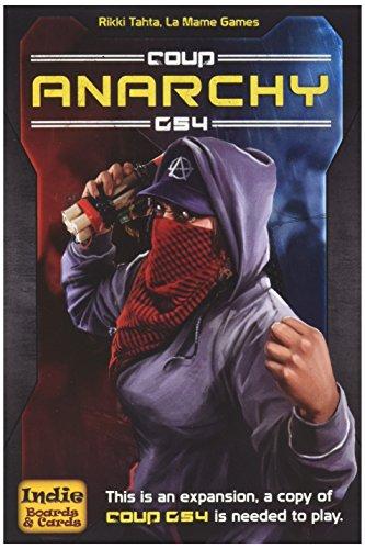クー リベリオン (Coup: Rebellion G54 Anarchy) カードゲーム