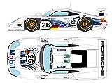 EIDOLON 1/43 ポルシェ 911 GT1 EVO Le Mans 24h 1997 No.26 完成品