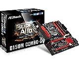 ASRock Intel B150チップセット搭載 MicroATXマザーボード B150M Combo-G