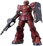 HG Mobile SUit Gundam The Origin Zaku I ( Char Aznableマシン) 1/ 144スケール色分けされたpre-plasticモデル