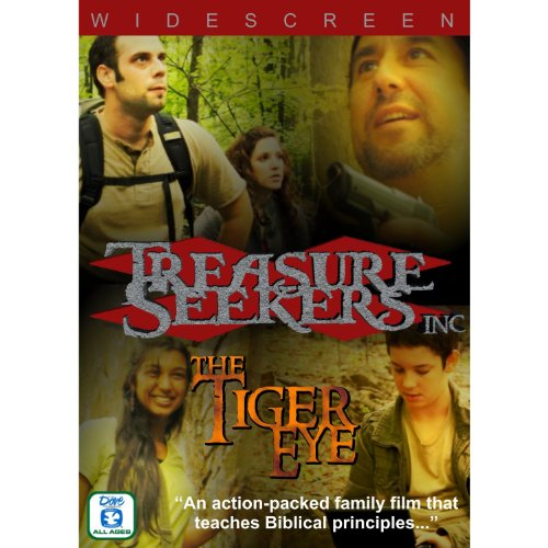 Treasure Seekers Inc: The Tiger Eye