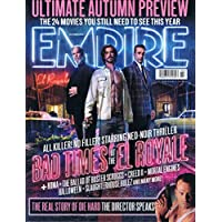 Empire [UK] October 2018 (単号)