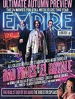 Empire [UK] October 2018 (単号)