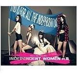 miss A - Independent Women Pt.III (亞洲特別盤) (CD + DVD) (台湾版)