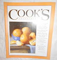 Cook 's Illustrated Magazine : Juicy Pork Chops、How to Bakeチキン胸、定格Baking Pansブラウニー、クラシック、ラザニアBolognese、pan-seared Shrimp, and Tasting Dijon Mustard。