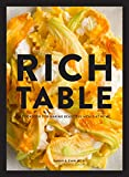 Rich Table: (Cookbook of California Cuisine, Fine Dining Cookbook, Recipes From Michelin Star Restaurant) 画像