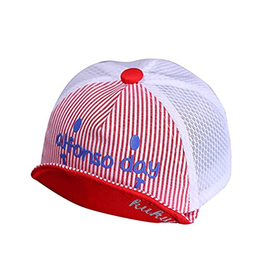 マウンド値下げ健康的blisscomdepファッション新生児赤ちゃん男の子女の子野球キャップwith Cute耳通気性夏太陽帽子