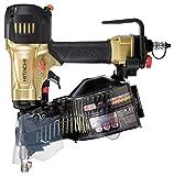 日立工機 高圧ロール釘打機 針金38~65mm シート32~50mm 品確法・2×4対応 NV65HR