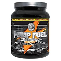 NDS Nutrition - Pump Fuel v.3 Insanity Outrageous Orange - 1.9 lbs. by NDS Nutrition [並行輸入品]
