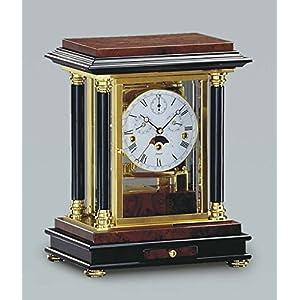 キニンガー 置き時計・掛け時計 ブラウン 34×25.5×18.5㎝