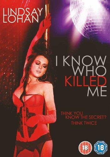 I Know Who Killed Me UKムービーポスタ...