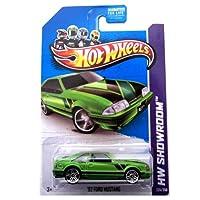 Hot Wheels Showroom '92 Ford Mustang 225/250