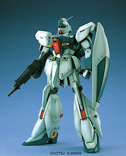 MG 1/100 地球連邦軍可変型試作モビルスーツ RGZ-91 リ・ガズィ (機動戦士ガンダム 逆襲のシャア)