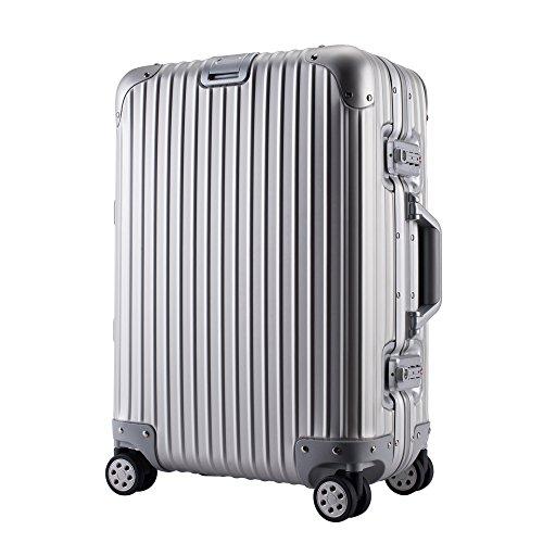 クロース(Kroeus)キャリーケース スーツケース アルミ...