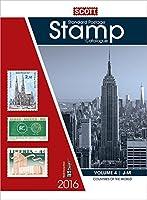 Scott Standard Postage Stamp Catalogue 2016: Countries J-M (Scott Standard Postage Stamp Catalogue Vol 4 Countries J-M)